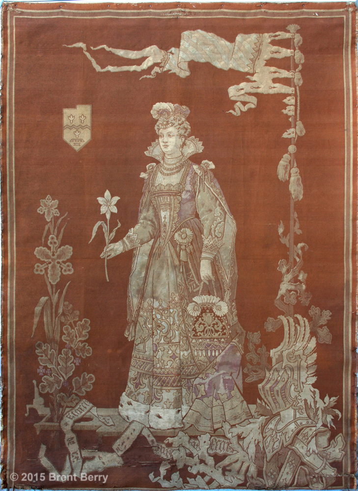 Rare Tapestry 1600